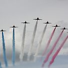 Enter the RED ARROWS by punkymonkey