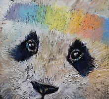 Hippy Panda by Michael Creese