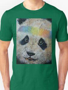 Hippy Panda T-Shirt