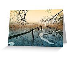 Freezing Fog - Brotherswater. UK Greeting Card