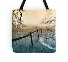 Freezing Fog - Brotherswater. UK Tote Bag