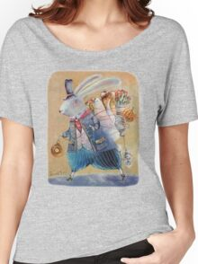 March Hare Women's Relaxed Fit T-Shirt