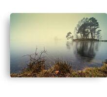 Tarn Howes - Cumbria Canvas Print