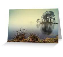Tarn Howes - Cumbria Greeting Card