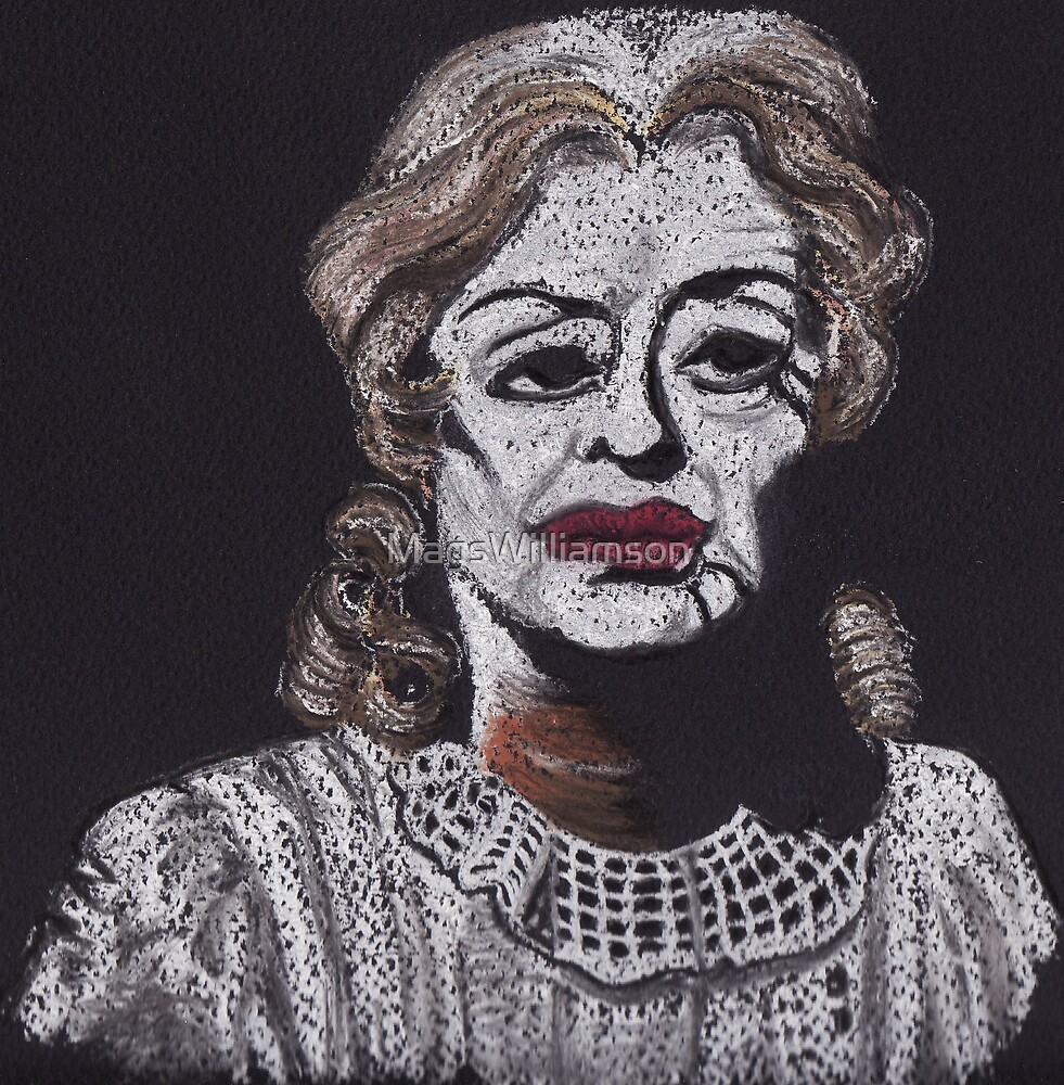 Whatever! (Bette Davis) by MagsWilliamson
