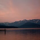 Gibsons Sunset by jordanjamieson