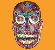Day of the Dead Calavera by Kenji Hasegawa