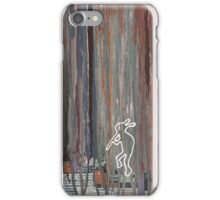 The Fluteplayer (Kokopelli) iPhone Case/Skin