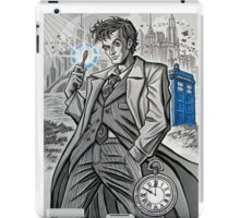 The Tenth Doctor  iPad Case/Skin