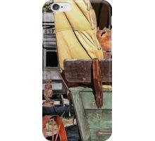 Westward Wagons iPhone Case/Skin