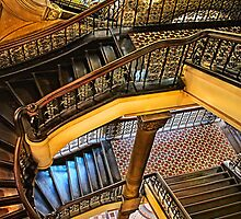 The Staircase by Heather Prince