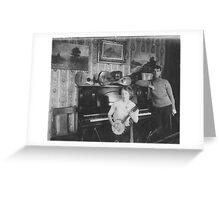 My Grandparents..... Greeting Card