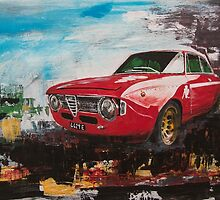 1970 Alfa Romeo GTA by Lightrace