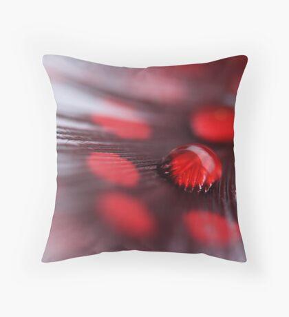 Beauty Spots Throw Pillow