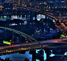 Pittsburgh Revisited IV HDR by PJS15204