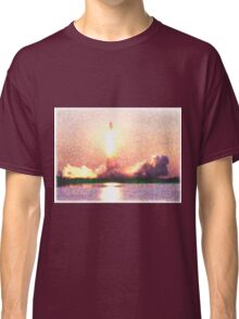 Lift Off - Space Launch Classic T-Shirt