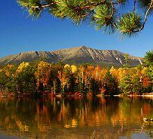 Autumn Baxter Mt. Katahdin by Alana Ranney