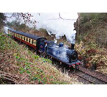 Caledonian Railway 419 Journey Photographic Print