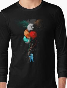 The Spaceman's Trip Long Sleeve T-Shirt