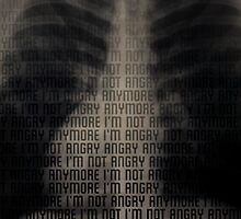 I'm Not Angry Anymore by James Raynes