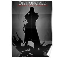 Dishonored Poster