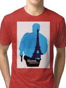 The Bourne Identity Tri-blend T-Shirt