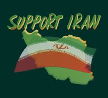 Support Iran by Lotacats