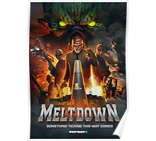 Payday 2 - MELTDOWN Poster