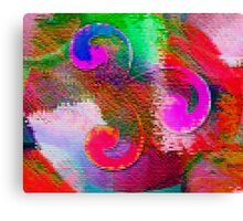 DA Abstract #B001 Canvas Print