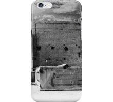 Strange place iPhone Case/Skin