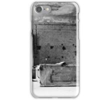 Strange place iPhone Case/Skin