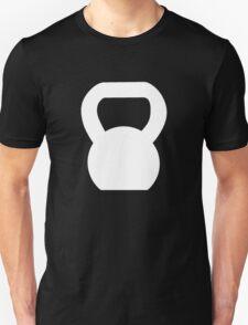 Kettlebell WOD White Large T-Shirt
