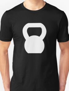 Kettlebell WOD White Large T-Shirt