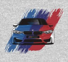 The BMW M4 Series by rizadeli
