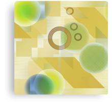 Measurable Mingle Canvas Print