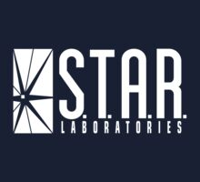 S.T.A.R. Laboratories Kids Clothes