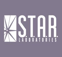 S.T.A.R. Laboratories Kids Clothes