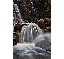 Bleabeck Force Waterfall Photographic Print