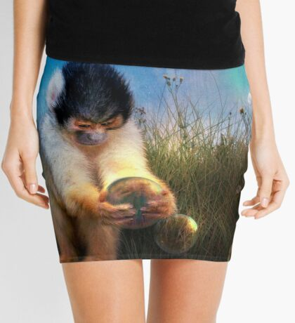 Curio Mini Skirt