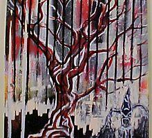 "ab-scrap ""Scars & Bars"" by Sam Dantone"