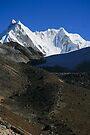 Kangchung Peaks 1 by Richard Heath