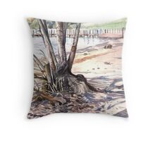 Hope Park, Keswick Throw Pillow