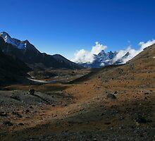 High Valley Vista 1 by Richard Heath