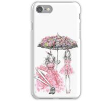Mother and Daughter iPhone Case/Skin