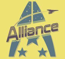 Mass Effect Alliance Kids Clothes