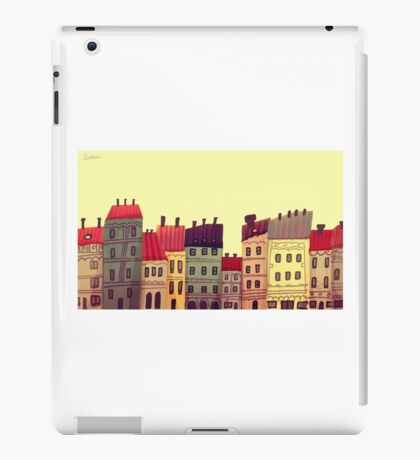 Old Buildings iPad Case/Skin