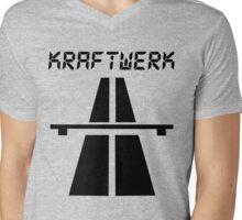 KRAFTWERK Mens V-Neck T-Shirt