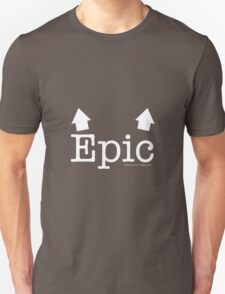 Epic Breasts Reverse T-Shirt