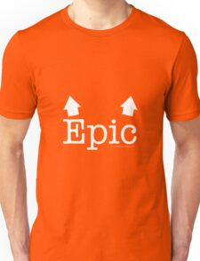 Epic Breasts Reverse Unisex T-Shirt
