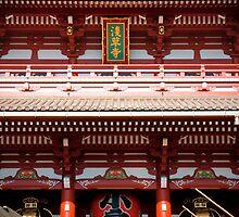 Senso-ji / Asakusa Kannon Temple by davidh1978